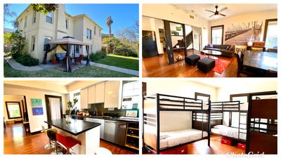 Photo for 20 REAL BEDs! Walking to Museums and Restaurants. Near Downtown NRG Med center