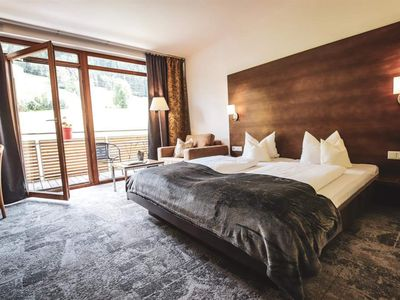 "Photo for Double Room ""L"" - Active by Leitner's, Nature & Lifestyle Hotel"
