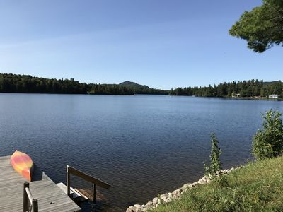 Photo for Loon Lake cottage on the shore