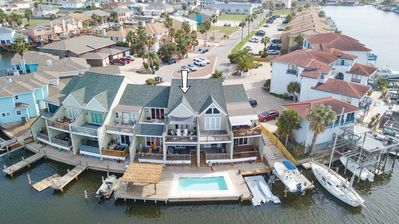 Photo for MAGNIFICENT! Water front like no other overlooking pool, w/ kayaks.