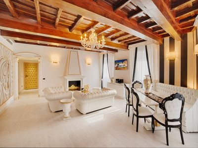 Photo for Extra luxury in the heart of the historic center of Rome