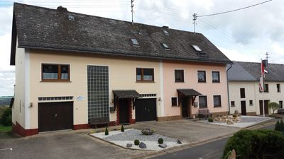Photo for **** Holiday flat Muders for 8 people. - Holiday Region Mittelrhein - opposite Lorele