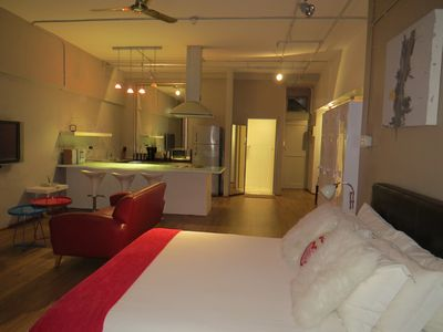Photo for Luxury Studio with Hot Tub Located On Bree Street Best Street Google Bree St Res