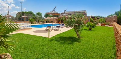 Photo for Holiday house Llucmajor for 2 - 8 persons with 4 bedrooms - Farmhouse