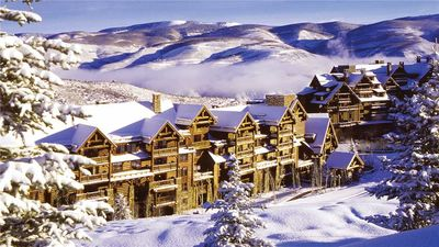 Photo for Timbers Bachelor Gulch 2BR + Ski in / Ski out luxury + Discounted Lift Tickets - Hackamore #3307