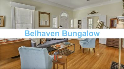 Photo for Belhaven Bungalow: A Typical Southern Charm House