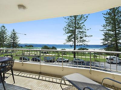 Photo for Rainbow Place unit 8 - Beachfront Apartment in Rainbow Bay Coolangatta