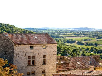 Photo for Manoir de Grambois - historic and exceptional house in Luberon village