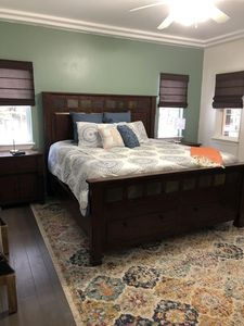Photo for Quiet, newly remodeled master suite