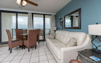 Photo for Popular 8th Floor Island Winds West 1 Bedroom…BEACH FRONT!