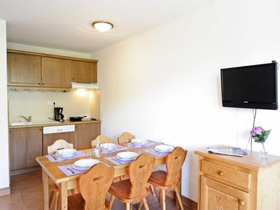 Photo for Résidence Le Vermont **** - 2 Room Apartment + 6 People Cabin