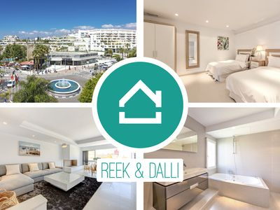 Photo for Luxury 2 bedroom Puerto Banús - RDR143