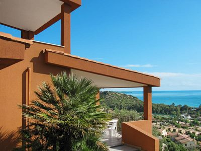 Photo for Vacation home VILLA PANORAMICA  in Costa Rei, Sardinia - 10 persons, 3 bedrooms