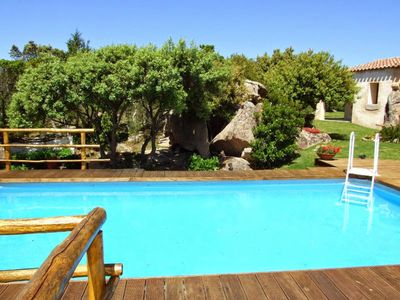 Photo for Vacation home Giulia in Porto Cervo - 6 persons, 3 bedrooms