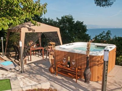 Photo for Vacation home M in Opatija/Volosko - 4 persons, 2 bedrooms