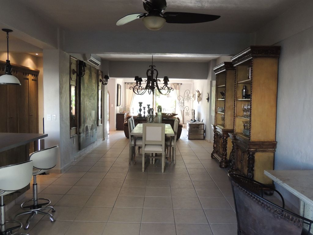 Marina vallarta condo rental large great room