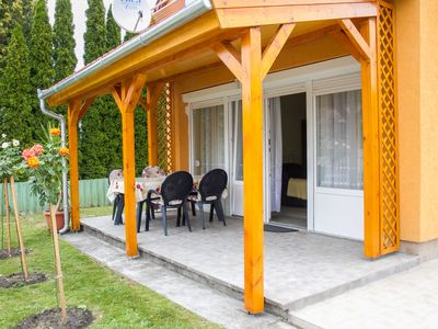 Photo for Vacation home Balaton 511 in Keszthely/Balatonkeresztur - 11 persons, 4 bedrooms