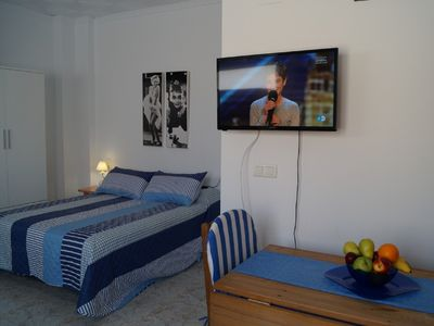 Photo for 1BR Apartment Vacation Rental in Oliva, Comunidad Valenciana