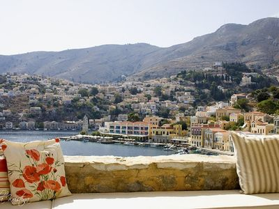 Photo for BEAUTIFUL VILLA WITH FABULOUS VIEWS OVER THE SEA - special early season offers!