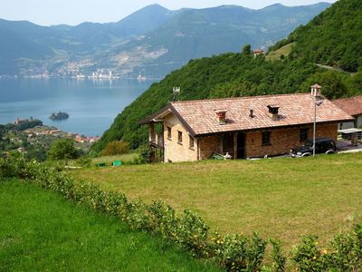 Photo for Beautiful chalet with Swimming Pool in Lombardy