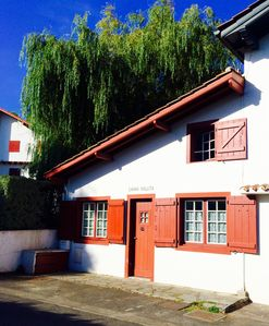Photo for House in the center of the village of Guéthary. Beaches and shops on foot!