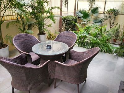 Enjoy Tea/Cofee/Breakfast In Your Private Garden