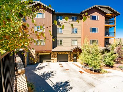 Photo for Park City Ski condo - 2 Bd + Bunk Room Den! New years available