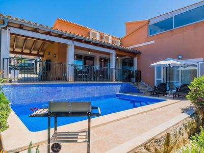 Photo for Vacation home Roble  in Alcúdia, Mallorca - 8 persons, 4 bedrooms
