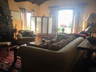Photo for Lovely 3 bedroom Furnished Spanish style in North Berkeley Hills