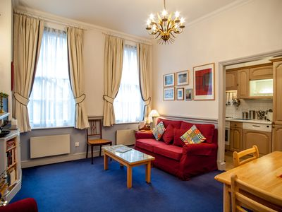 Photo for Charming traditional property in the heart of London's financial district- Veeve