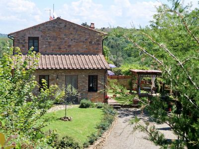 Photo for Vacation home Casa Amos (MOI170) in Montaione - 6 persons, 3 bedrooms