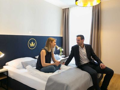 Photo for Double Room Business - City Hotel zur goldenen Krone