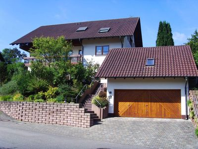Photo for Apartment Himmelsbach - Apartment 74sqm, 1 Bedroom (Double bed), 1 Bedroom