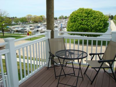 3 Bed, 2 Bath Condo with Large Balcony offering Amazing Marina & Harbor Views
