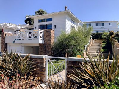 Photo for Del Mar Ocean View Cottage - One of a Kind!!