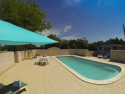 Photo for Lovely apartment  with communal pool in Beziers, Languedoc-Roussillon, France for 4 persons