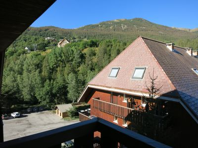Photo for Studio in well maintained residence with caretaker in the mountains 1400m.