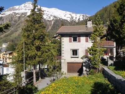 Photo for Holiday apartment Samedan for 1 person - Holiday apartment in one or multi-family house