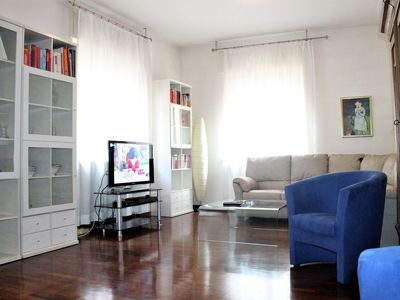 Photo for 6 people elegant apartment in the heart of Verona