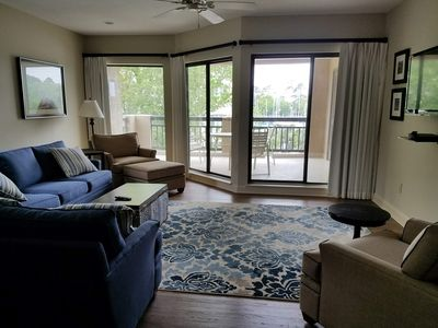 Photo for Harbourside III at Shelter Cove, Gated Community, Harbour view
