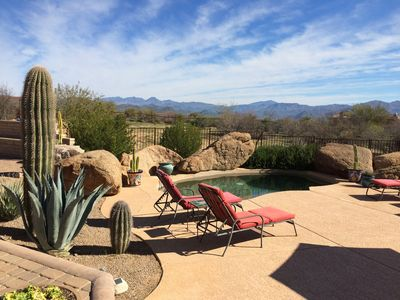 Photo for The Last Resort, A Beautiful And Peaceful Home In The Rio Verde Foothills