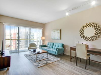 Photo for Spacious 2BR | Work Desk & High Speed Internet | Marina del Rey