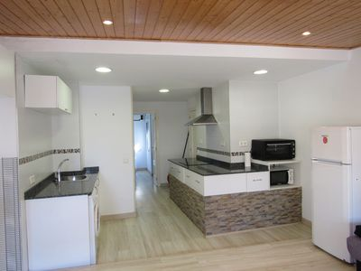 Photo for CENTRAL ATTIC RECENTLY REFORMED. 50 mtrs BEACH