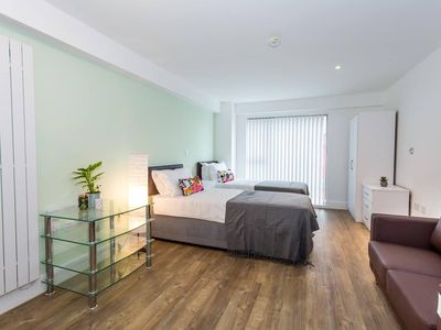 Photo for Comfortable studio apartment in central Oldham