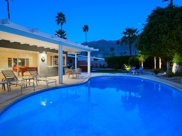 Deepwell Estates, Palm Springs, CA, USA