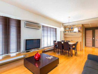 Photo for Perfect 2 Bedroom Apartment with Sea View in Glyfada
