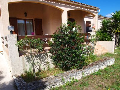 Photo for Nice villa Antaug 130m², 3 bedrooms, swimming pool, air conditioning