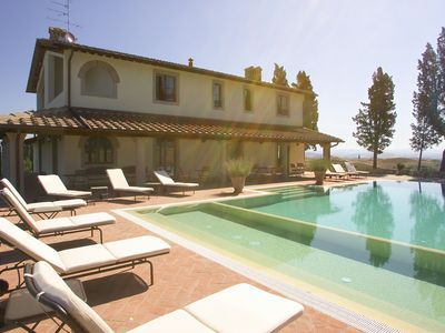 Photo for Villa Santa Virginia In Montaione, Tuscany