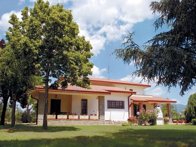 Photo for Camucia-Monsigliolo Villa, Sleeps 12 with Pool