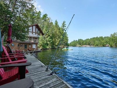 Photo for Exclusive, Private Cottage with Incredible Boating